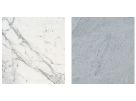 Calacatta Marble Countertops Vs