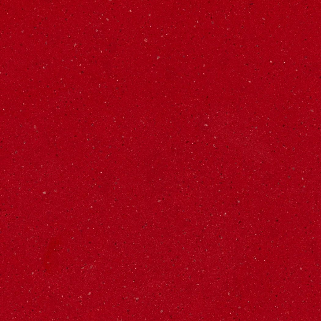 Cardigan Red quartz countertops from Cambria