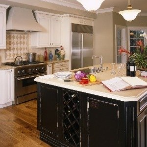 Designing a Modern French Country Kitchen