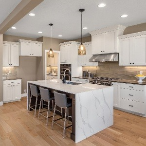 Kitchens with PentalQuartz Countertops