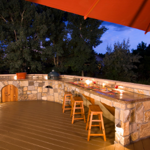 Quartzite Countertops You'll Want to Add to Your Outdoor Spaces