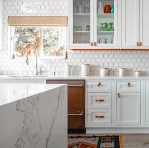 Vermont Danby Marble vs. Carrara and Calacatta Marble