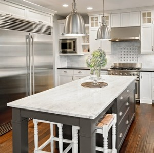 White Granite Countertops That Look Like Marble
