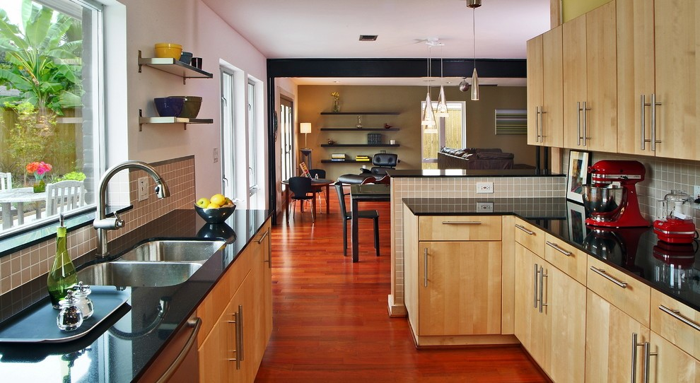 5 Kitchen Countertop And Cabinet Combinations