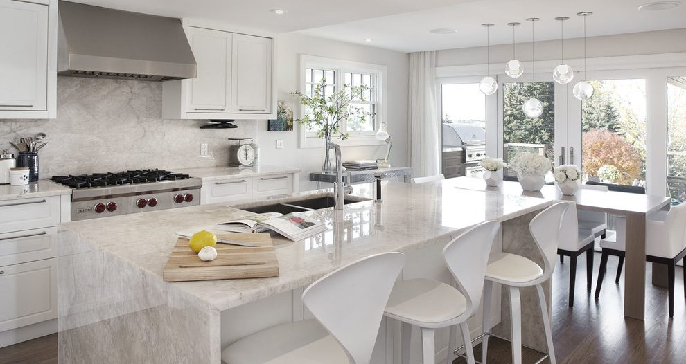 Tips on Planning a Kitchen Renovation | Kitchen Countertop Selection ...